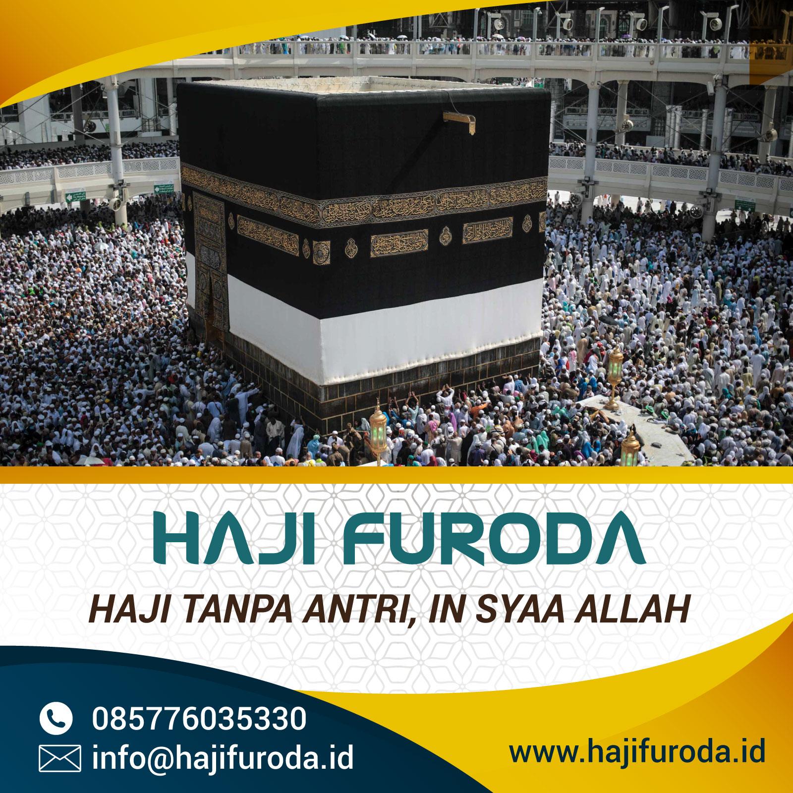 Haji Furoda 2020 dengan Visa Mujamalah